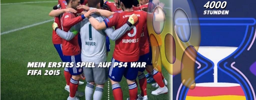 Es posten gerade PS4-Spieler überall ihre Spielzeit – Wie ist Eure?