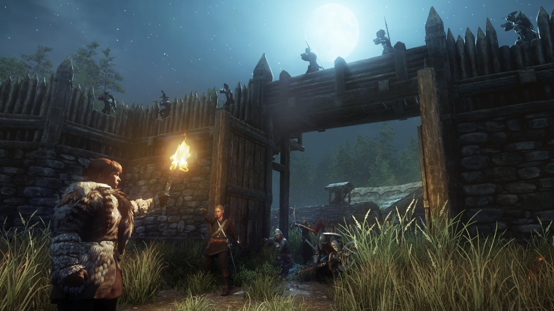 So ist New World – für wen, der 7000 Stunden Guild Wars 2 gespielt hat