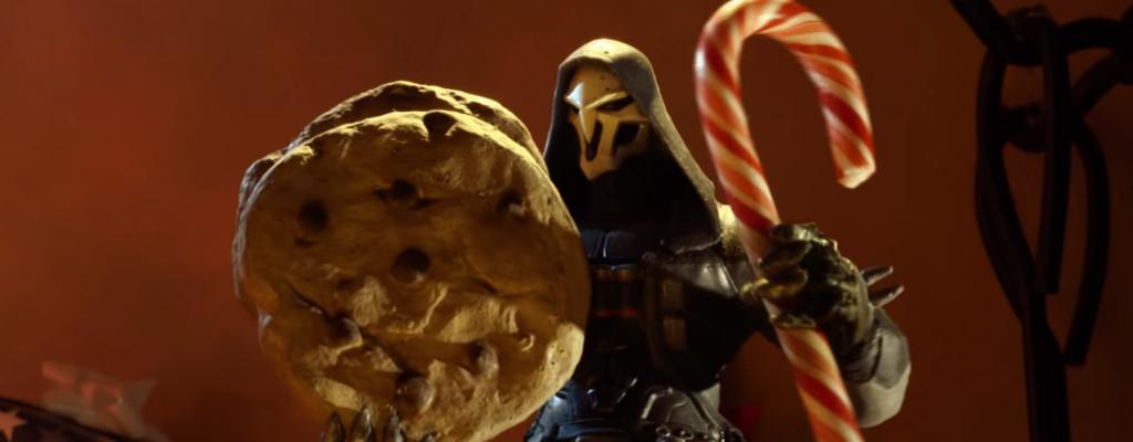 Overwatch: Reaper will doch nur Kekse, aber Tracer ist so gemein zu ihm