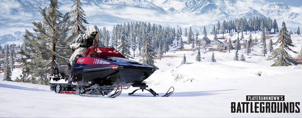 Deshalb ist die neue Schnee-Map ein Game-Changer für PUBG