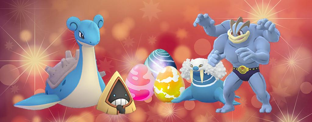 In Pokémon GO findet Ihr jetzt diese neuen Raid-Bosse zu Weihnachten