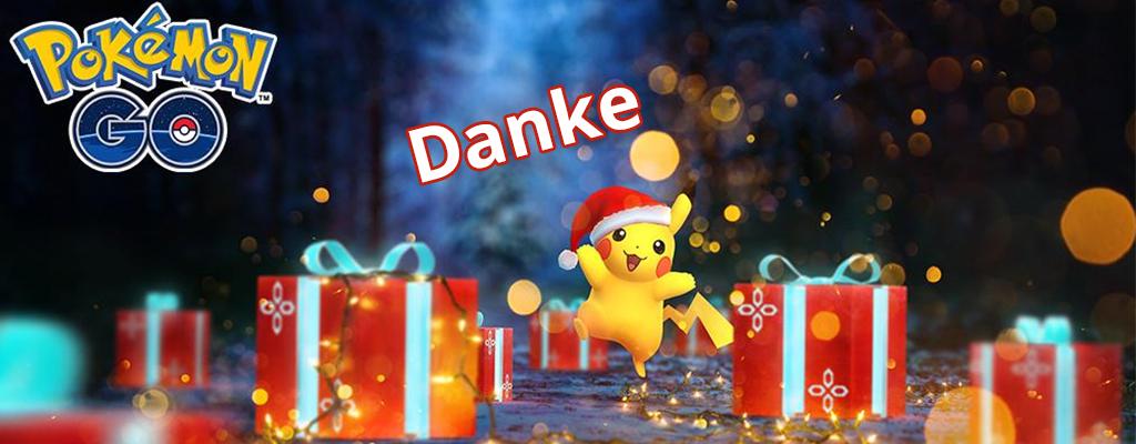 Pokémon GO Community-Special: Danke für 2018, so geht's weiter