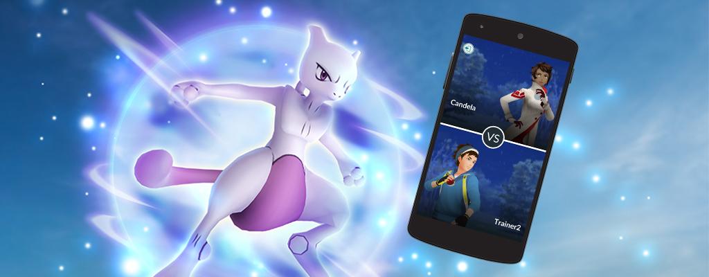 Diese Änderungen bringen Trainer-Kämpfe zu Pokémon GO
