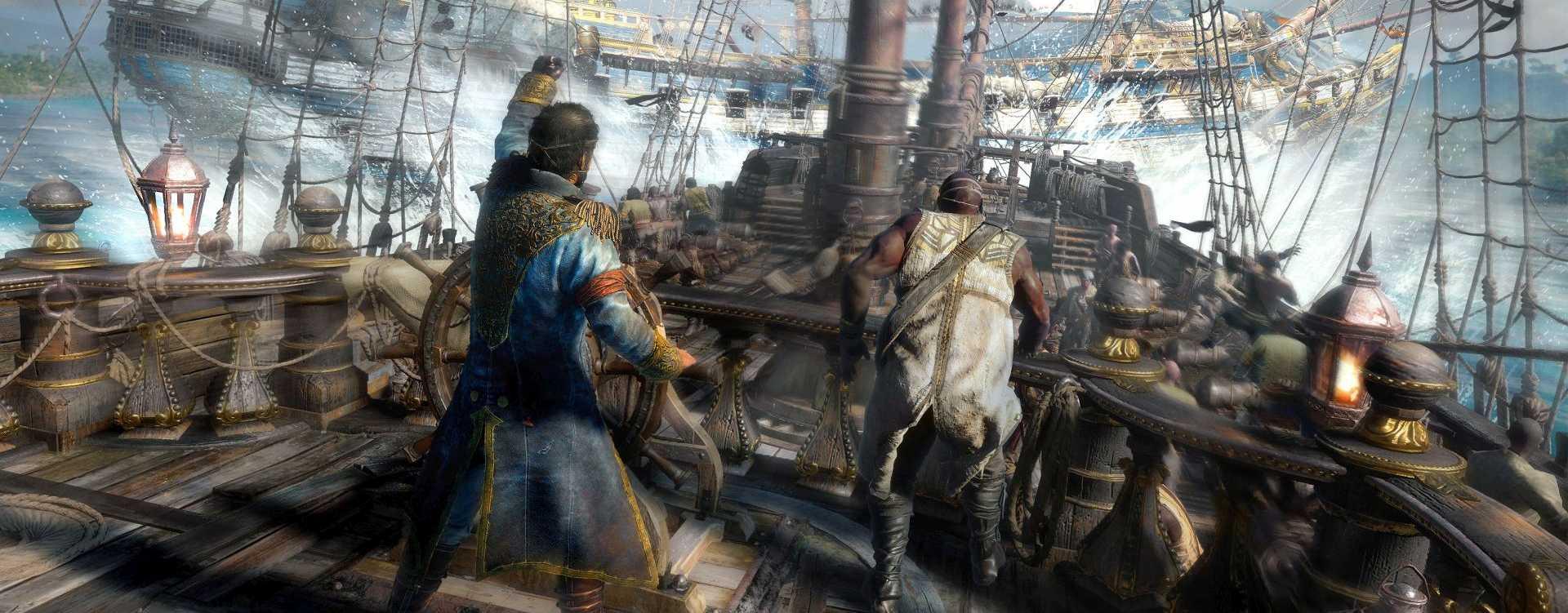 Ubisoft verschiebt Piraten-MMO Skull & Bones schon wieder – Kein Release 2019
