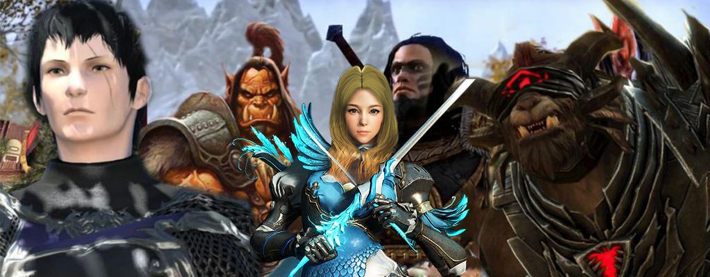 MMORPG: Wo stehen WoW, ESO, GW 2, FF14, Black Desert vor 2019?