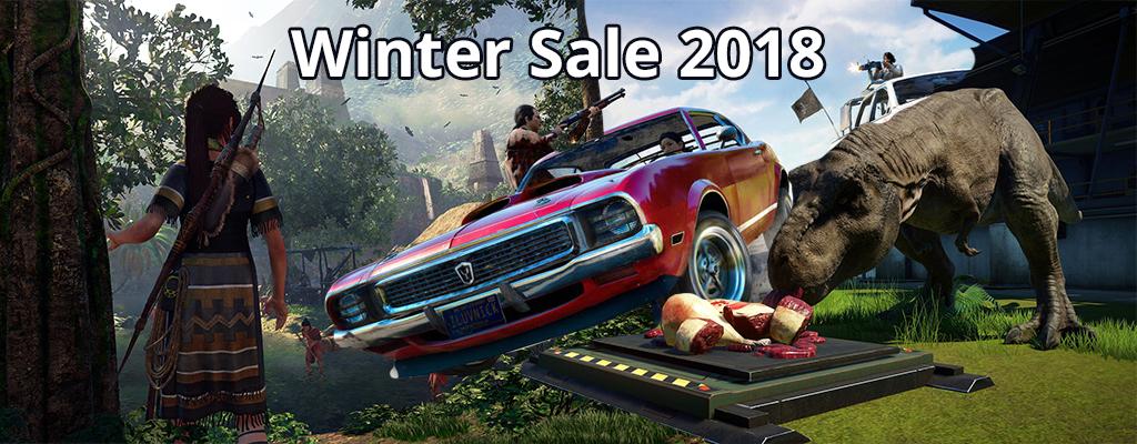 Steam Winter Sale: 11 der besten Spiele aus 2018 im Angebot