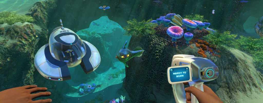 Subnautica – So gut ist das Survival-Spiel, das es jetzt bei Epic gibt