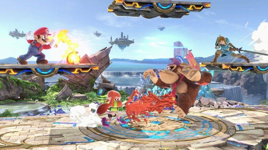 Super Smash Bros Ultimate Screenshot 2
