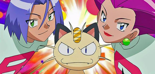 Team Rocket Pokémon GO