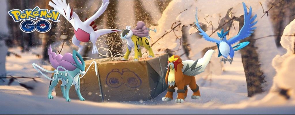 Pokémon GO: Das sind die 8 Pokémon im neuen Forschungsdurchbruch