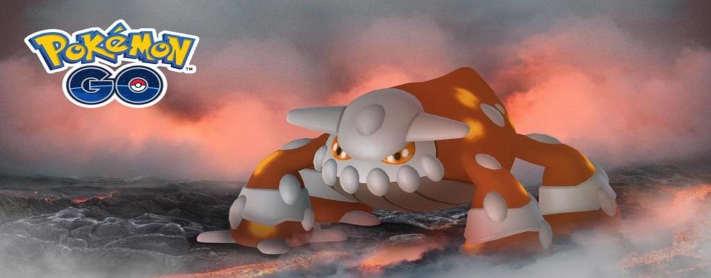 Pokémon GO: So besiegt ihr Heatran zu zweit – Schon auf Level 30