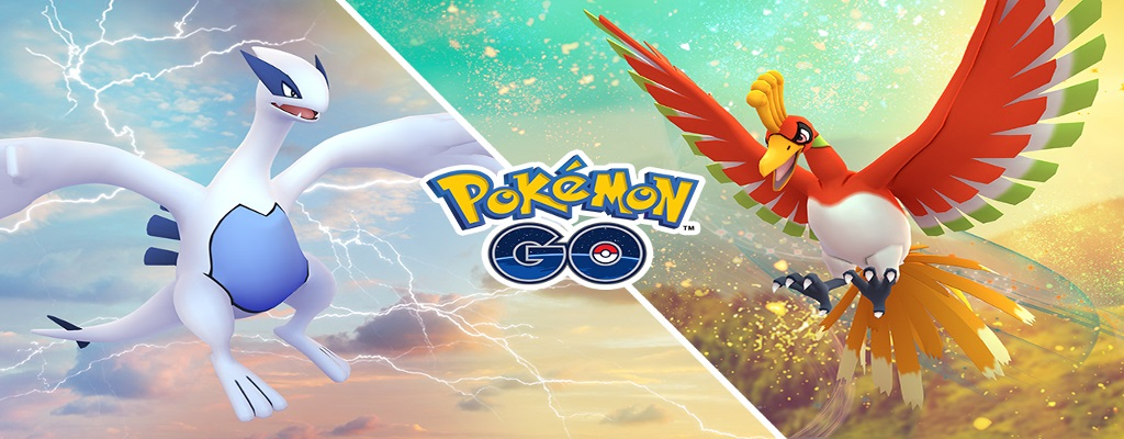 Pokémon GO: Die besten Konter gegen Lugia und Ho-Oh für das Raid-Event