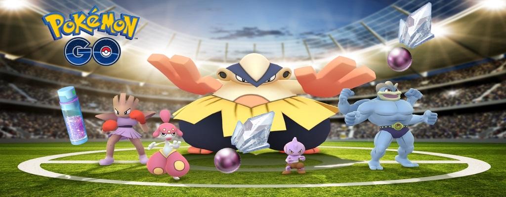 Pokémon GO: Darum solltet ihr heute Trainer-Kämpfe absolvieren