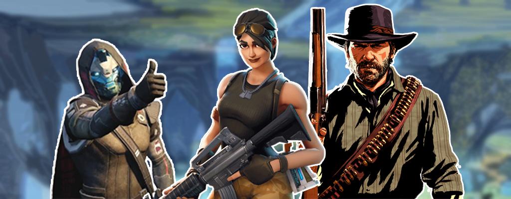 Umfrage: Welches Multiplayer-Game war euer Favorit in 2018?