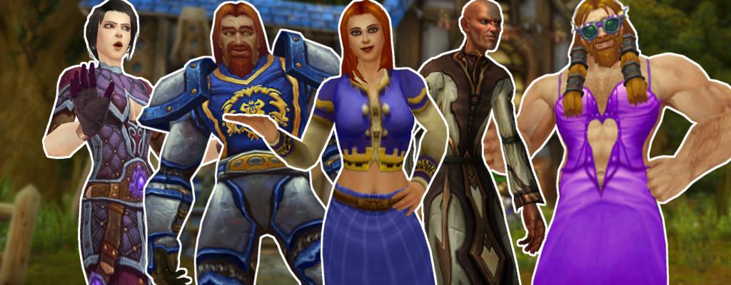 10 Arten von Leuten, die in deiner MMORPG-Gilde sind