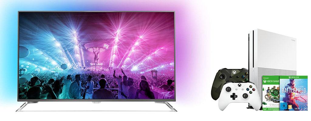 Die besten Angebote des Tages: UHD-TVs, Xbox One S und Razer Controller