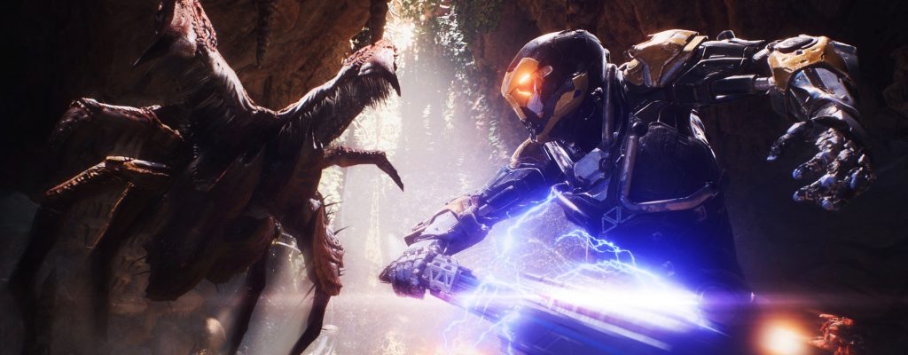 Game Awards Trailer zu Anthem offenbart neue Details zur Story