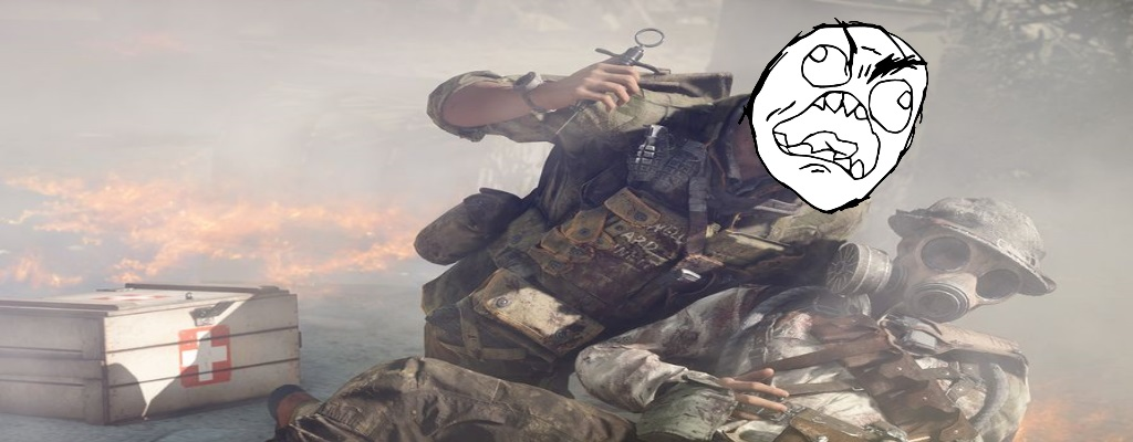 Darum sind Sanitäter in Battlefield 5 gerade stinksauer