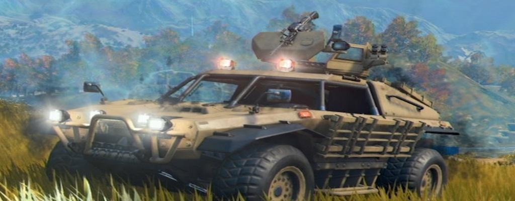 Black Ops 4: So nutzt ihr das erste bewaffnete Fahrzeug in Blackout