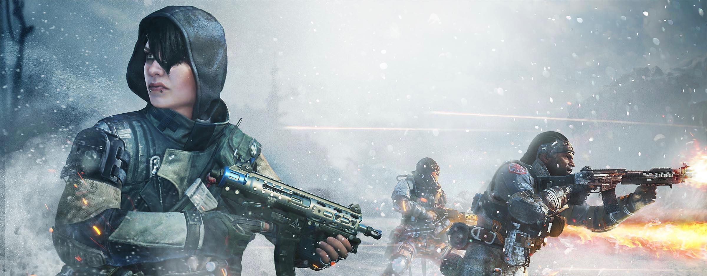 Neue Spezialistin ist so stark, dass Black Ops 4 voller kalter Tränen ist