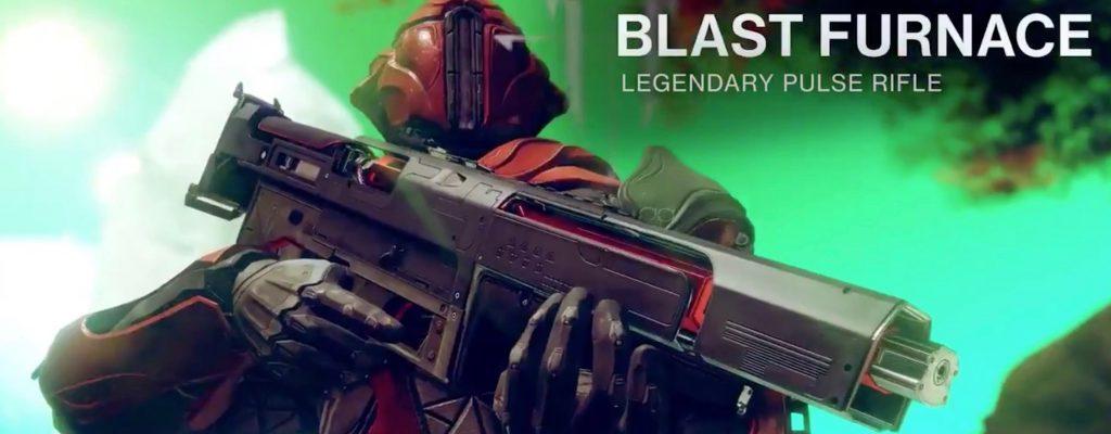 Destiny 2: Diese neue Monster-Waffe gibt es in der Izanami-Schmiede