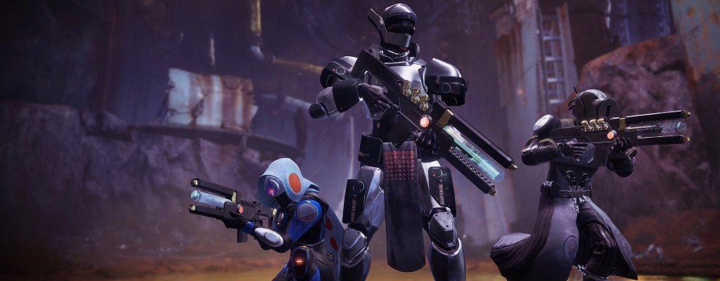 Eine der coolsten Waffen in Destiny 2 gibt's nur für PS4
