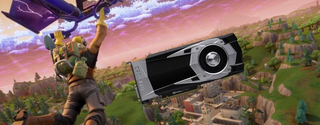 Nvidia hat viel zu viele Grafikkarten, will sie bei Fortnite loswerden