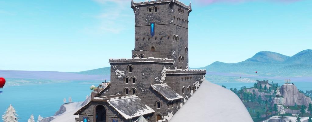 Fortnite: Update 7.10 ändert Map, bringt diesen Thronsaal