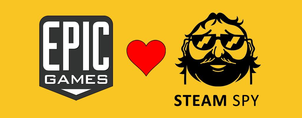 Gründer von Steam Spy arbeitet seit Jahren für Epic an deren Store