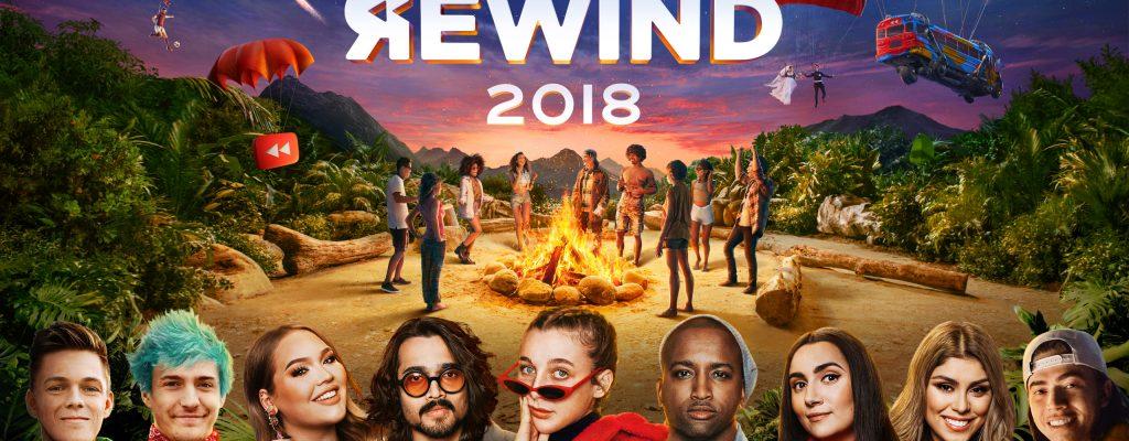 Rewind soll Best-of YouTube 2018 sein, hat schon 4 Millionen Dislikes