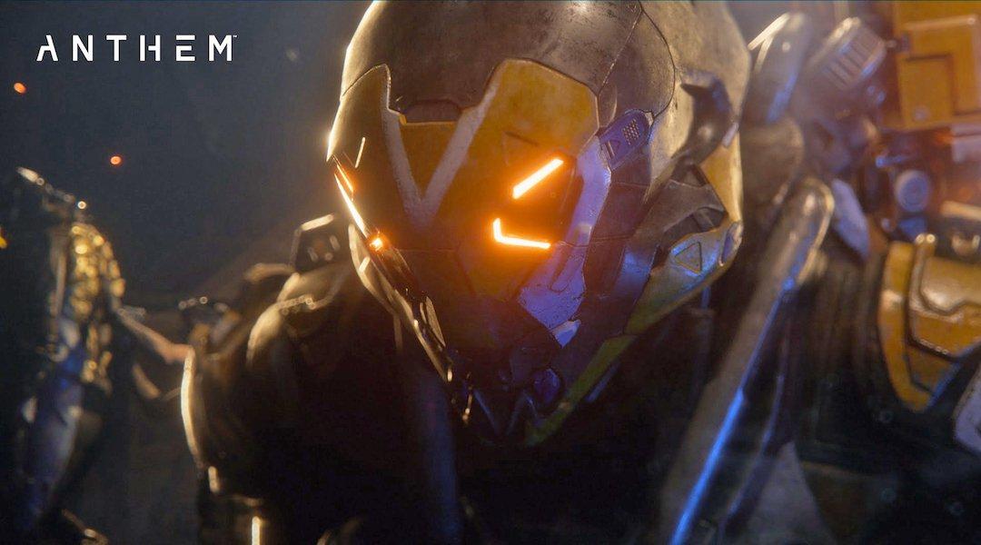 Ein Insider-Bericht über Anthem wirft ein düsteres Licht auf BioWare