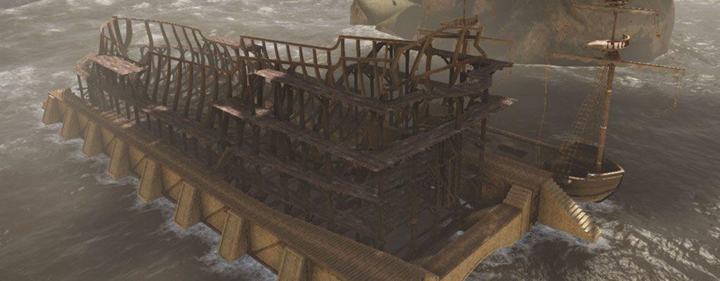Atlas Guide: So baut Ihr Euer eigenes Schiff im Piraten-MMO