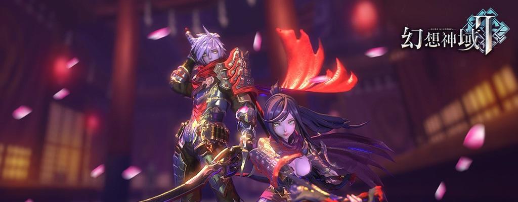 Aura Kingdom 2 kommt – Ist zwar ein MMORPG, aber nicht für den PC