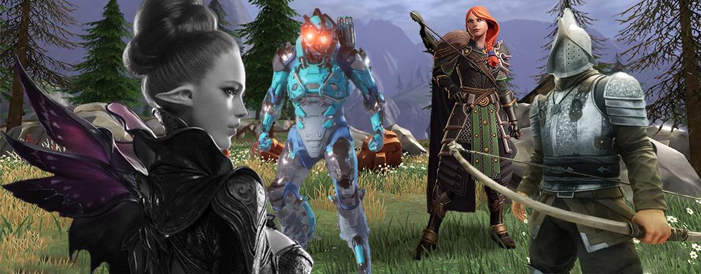 Die 7 aussichtsreichsten, neuen MMOs und MMORPGs für 2019