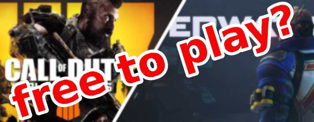 """Analyst Pachter: """"Overwatch und CoD Blackout noch 2019 Free2Play"""""""