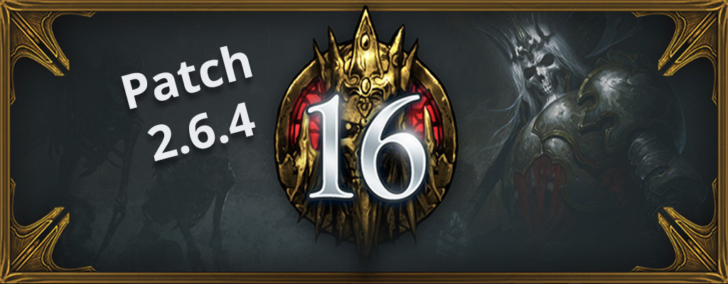 Diablo 3 – Season 16: Start mit Patch 2.6.4 in wenigen Stunden, alle Infos