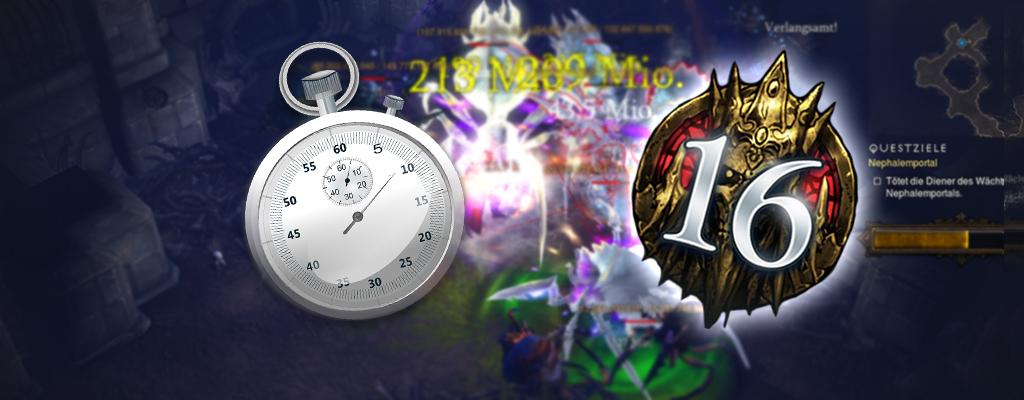 Diablo 3: Season 16 endet noch diese Woche – Season 17 startet bald