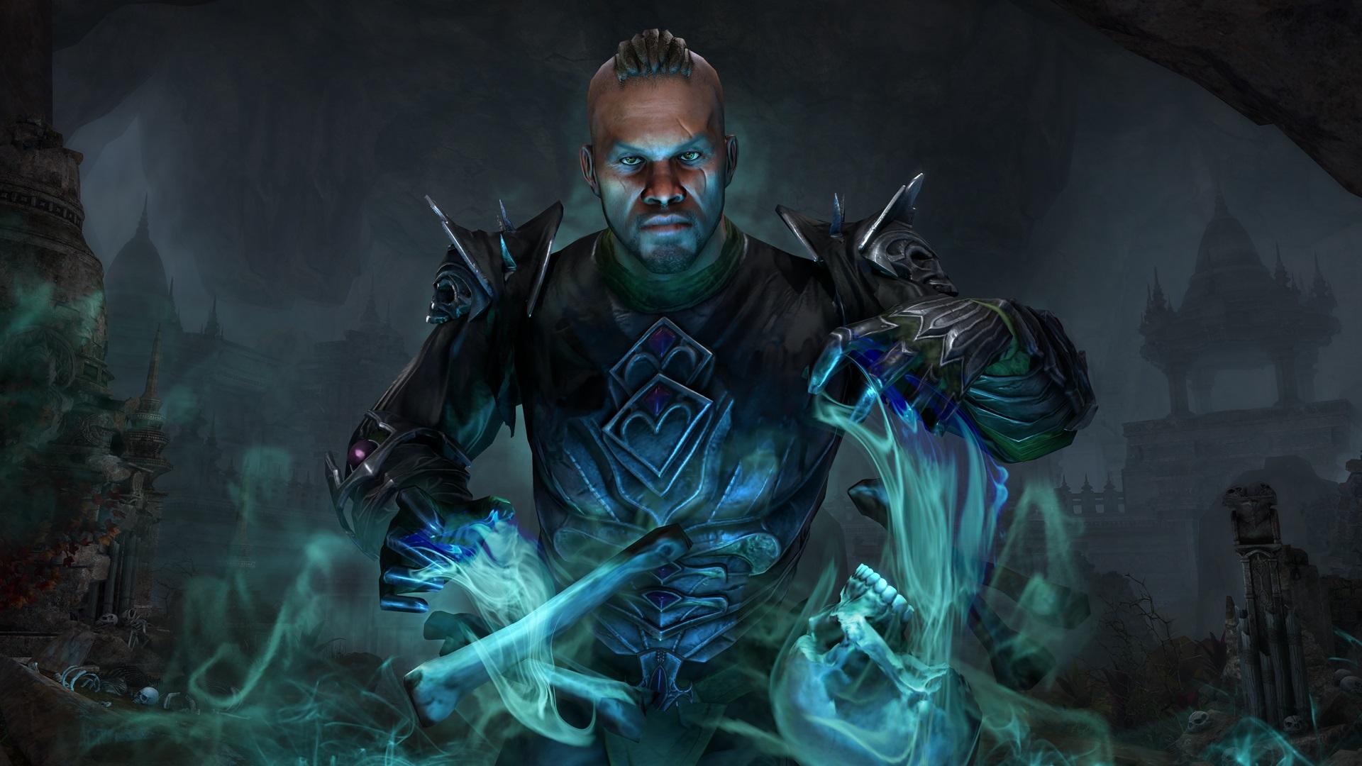 Elder Scrolls Online: Der Nekromant – Alle Infos zur neuen ESO-Klasse