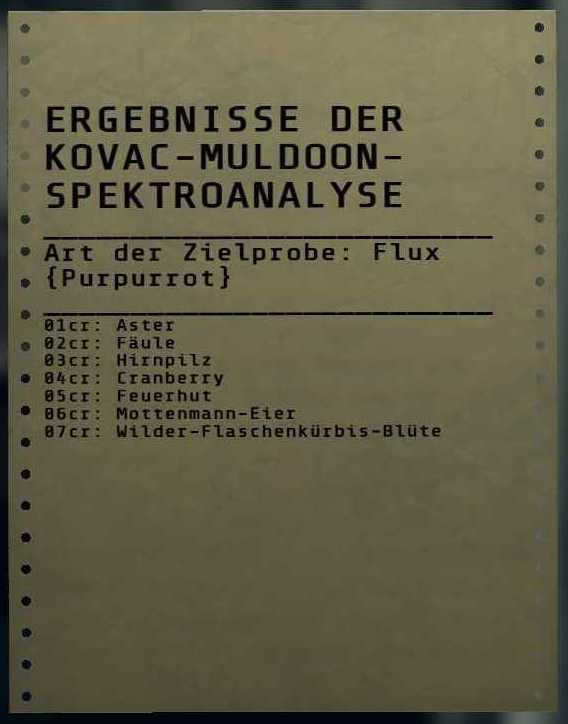 Fallout 76 Flux purpur
