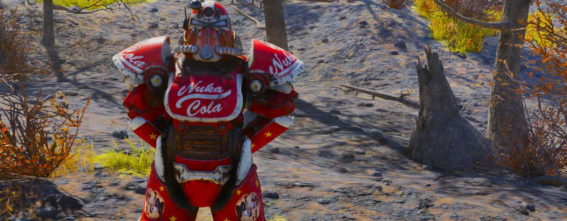 So bekommt Ihr die Nuka-Cola-Lackierung in Fallout 76 völlig kostenlos