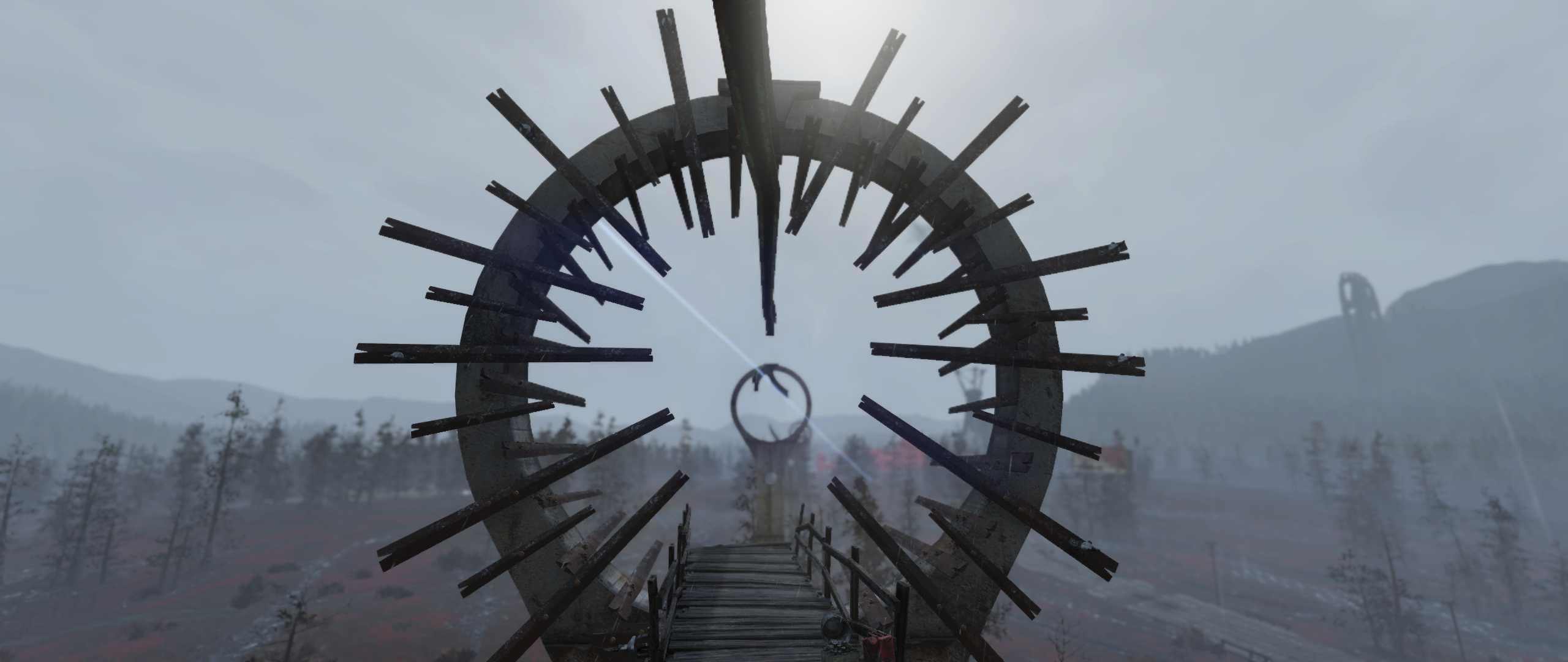 Fallout 76 Pylon V-13 Teslabogen