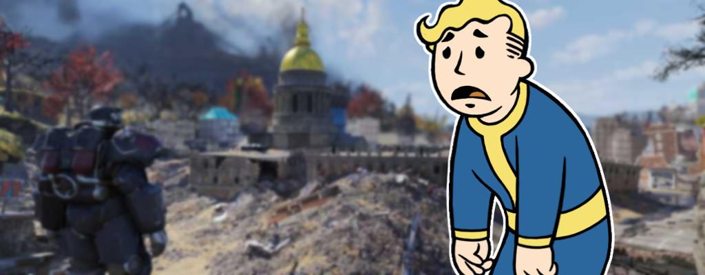 """Wer in Fallout 76 """"verbotene Items"""" mit sich rumschleppt, wird gebannt"""