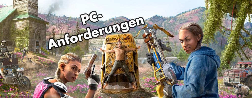 Far Cry New Dawn: PC Anforderungen – Diese Hardware braucht Ihr