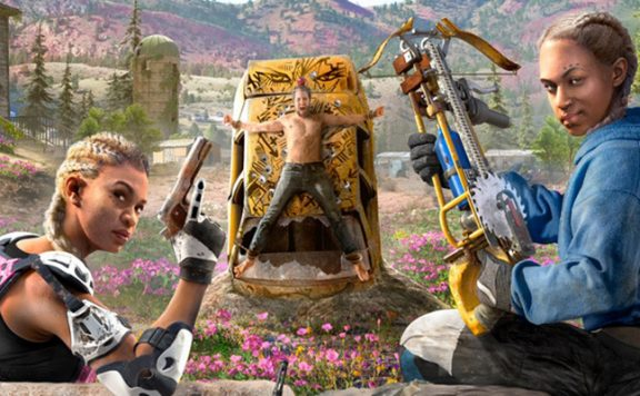 Far Cry New Dawn Titel