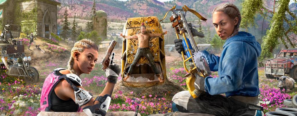 So lustig verspotten die Entwickler von RAGE 2 und Far Cry einander