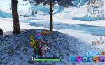 Fortnite Polar Peak Nest