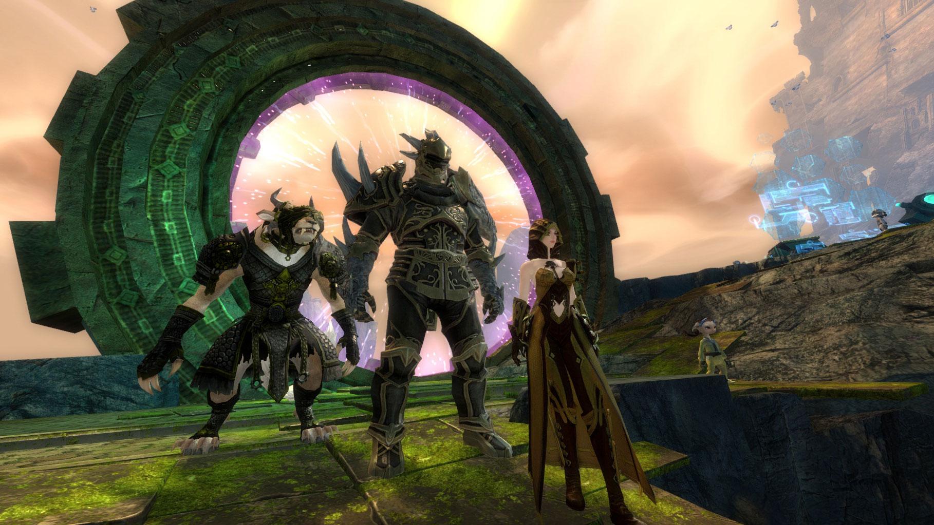 So lief 2018 für die MMORPGs Guild Wars 2, AION und Blade & Soul