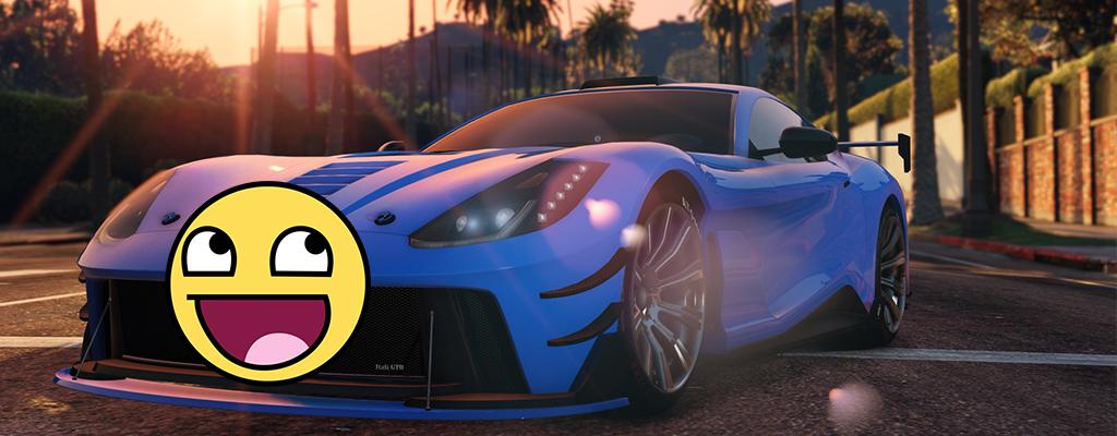 GTA 5 Online: Luxusschlitten Itali GTO sieht toll aus, ist extrem zickig