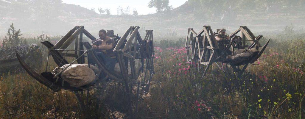 Neues Survival-MMO fasziniert mit Art-Style und Konzept, startet bald auf Steam