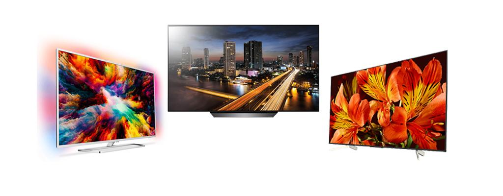 Bestpreise von Sony und LG: UHD TVs günstiger als je zuvor